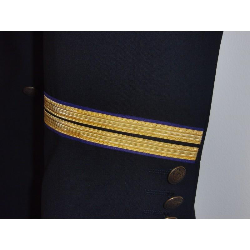 Vestes uniformes de la marine