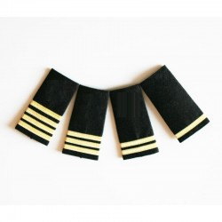 Softboards Epaulets - Anchor