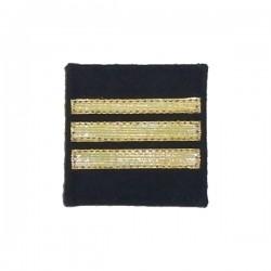 Galon sur Velcro Lieutenant 2ème Classe