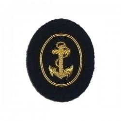 Insigne de casquette Marine Marchande