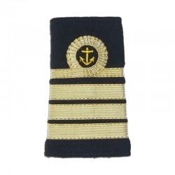 Fourreaux d'épaule Capitaine 2ème Classe