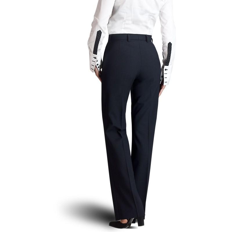 pantalon femme marin. Black Bedroom Furniture Sets. Home Design Ideas