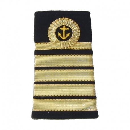 Fourreaux d'épaule Capitaine 1ère Classe