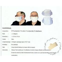 Masques de protection UNS 1 x 50